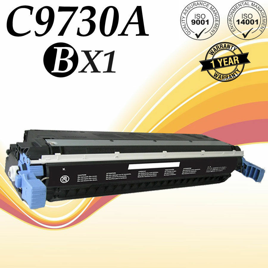 1PK C9733A Magenta Color Toner For HP LaserJet 5500 5500DTN 5500DN 5550N printer
