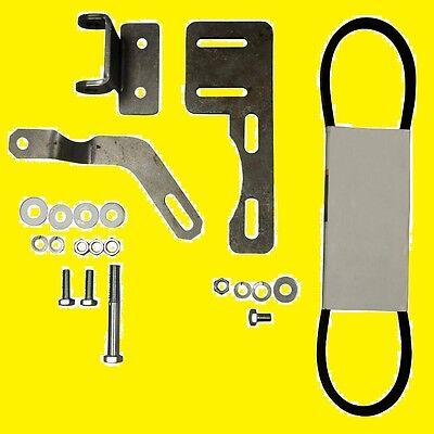 Ih Farmall H Super H Hv I4 O4 W4 Alternator Conversion Bracket Kit Belt