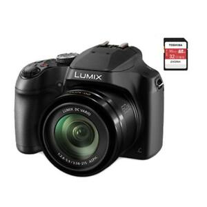 New--Lumix FZ80 Black + 32GB Memory Card (1 yr Panasonic Warranty)
