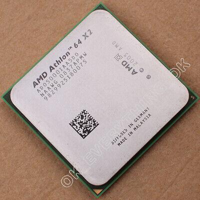 AMD Athlon 64 X2 5000+ CPU ADA5000IAA5DO/S 2.6GHZ Dual Core Socket AM2 Processor, usado comprar usado  Enviando para Brazil