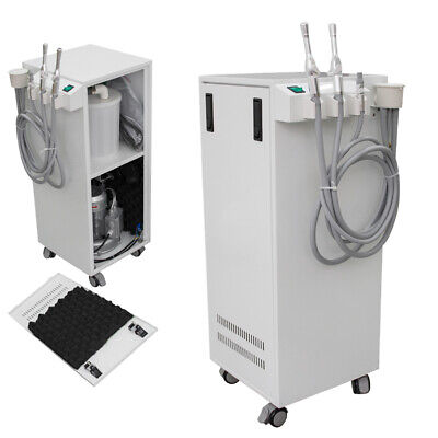 300lmin Portable Dental Vacuum Suction Machine High Vacuum Pump Unit -12kpa Fda