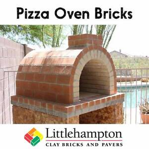 THE BEST Quality Pizza Oven Fire Bricks - Locally made in SA! Adelaide CBD Adelaide City Preview