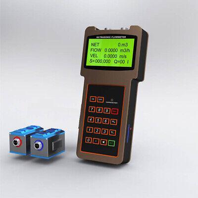 Tuf-2000h Tm-1 Handheld Portable Ultrasonic Flow Meter Transducer Dn50-700mm