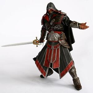 Assassin's Creed Brotherhood  Ezio Ebony Actionfigur