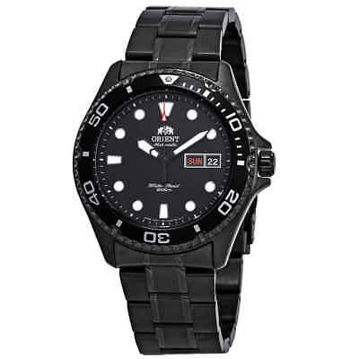Orient Ray Raven II Automatic Black Dial Men's Watch FAA02003B9