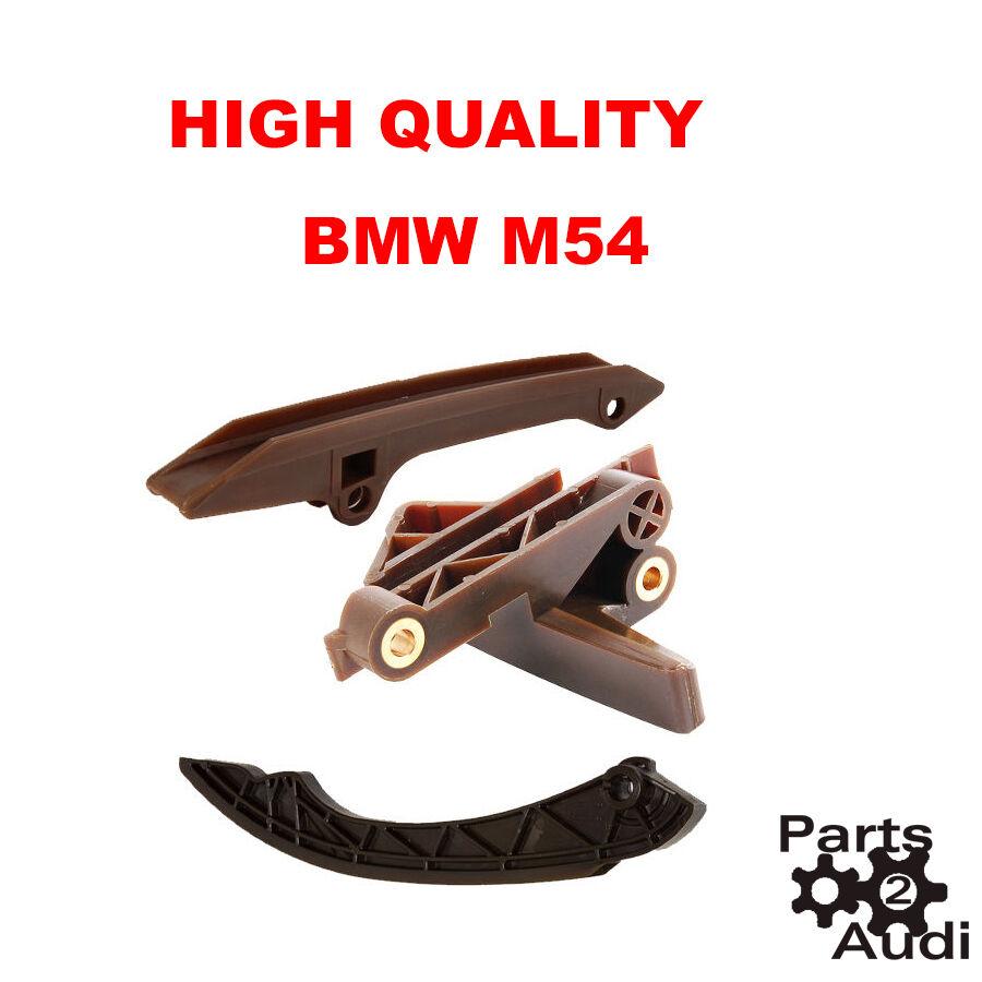 Bmw Engine Timing Chain Guide Rail Kit Set 3pcs For 323i 325i 328i Belt 3 Of See More