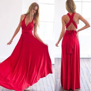 Summer Sexy Women Maxi Dress   All Colors Available Sydney City Inner Sydney Preview