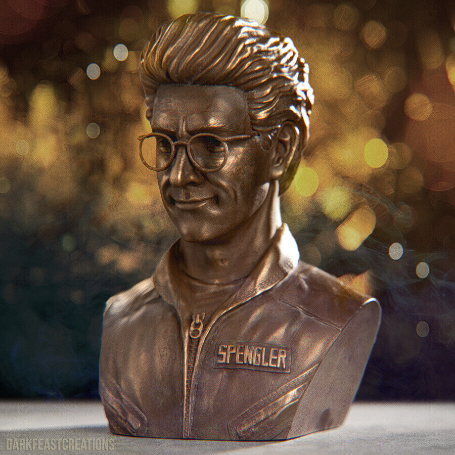 Ghost Bust: Legacy - Ghostbusters Egon Spengler Bust