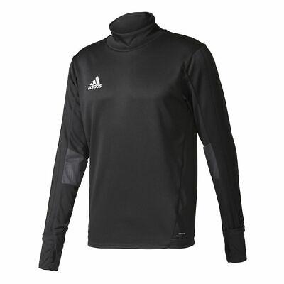 Adidas Performance Tiro 17 schwarz Fußball Sweatshirt BK0292 Fußball Sweatshirt