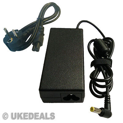FOR Acer Aspire 5715Z 6720 5735 Laptop Charger AC Adapter EU CHARGEURS