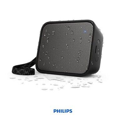 Altavoz Bluetooth PHILIPS BT110 Negro