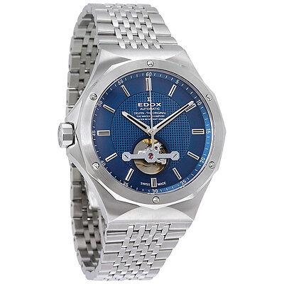 Edox Delfin Automatic Mens Watch 85024 3M BUIN