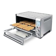 Breville BOV845BSS Smart Oven Pro Convection Toaster Oven - 0.8 Cu. Ft. - Die Ca