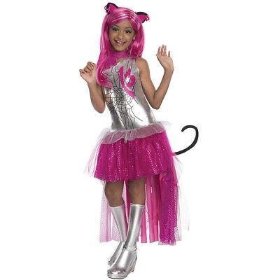 KINDER MONSTER HIGH CATTY NOIR KOSTÜM # Karneval Fasching Kleid Katze (Mädchen Kostüm Monster High)