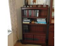 Cherry Wood Bookcase made by John e Coyle in a lovely condition, (2 to sell.)