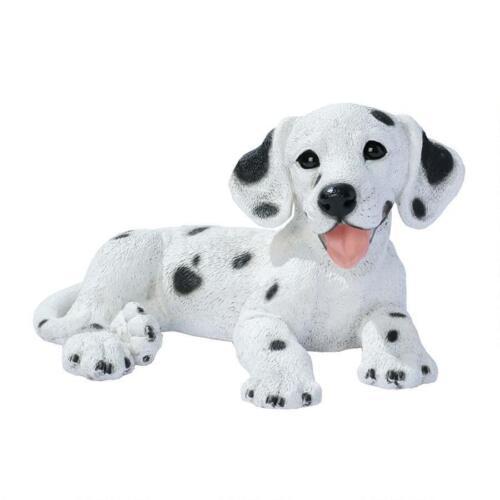 Dalmatian Puppy Dog Statue Home Canine Garden Sculpture