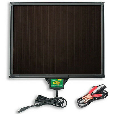 5W Solar Panel Battery Charger Kit Maintain RV Boat Camper Water Proof Portable