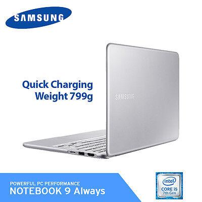 Samsung 2017 yr Notebook 9 Always 33.7cm NT900X3N-K58 Core i5 / 8GB / 256GB SSD