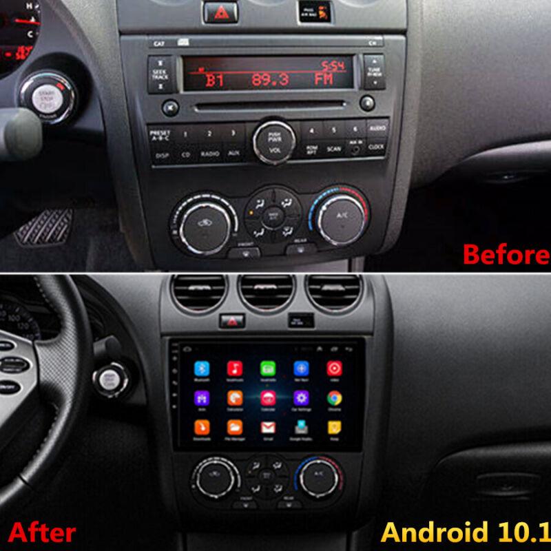 For 2008-2012 Nissan Altima 9 Inch Android 10.1 Car MP5 Radio GPS Wifi FM 2+32GB