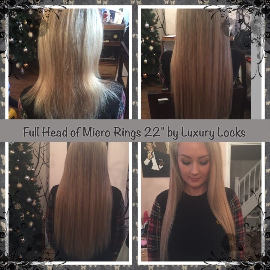 Kent All Surrounding Areas Micronanofusionweft Hair