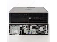 HP 8100 elite i5 -650 , 8GB RAM ,500GB hdd WIN 10