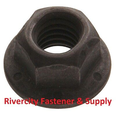 10 58-11 Grade 8 All Metal Flange Lock Nut Wiz Nuts 58 X 11