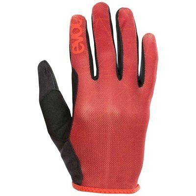 EVOC Lite Touch Full Finger Gloves Chili Red L Pair