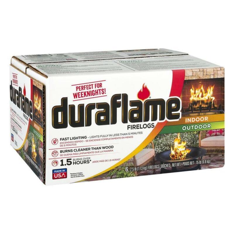 Duraflame 2.5-lb Fire Log
