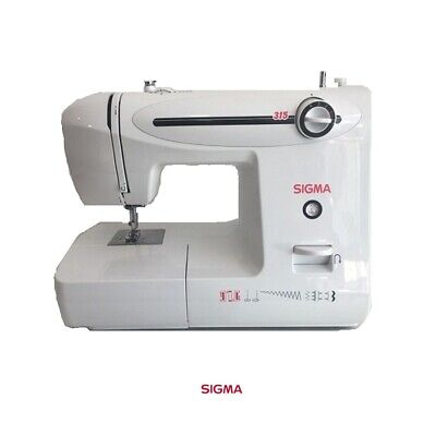 Máquina de coser SIGMA 315 con bolsa de regalo