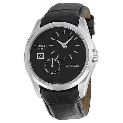 NEW Tissot Couturier Men's Automatic Watch - T0354281605100