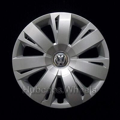 Volkswagen Jetta 2011-2014 Hubcap - Genuine Factory Original 61563 Wheel Cover