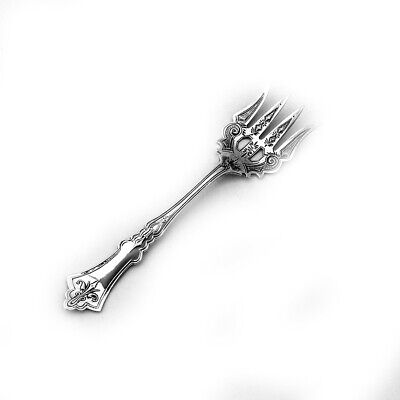 Old English By Towle Sterling Silver Vegetable Serving Fork GW 5-tine 8 12