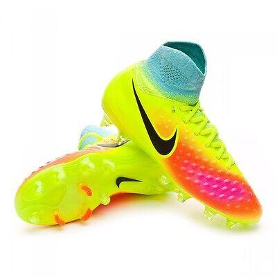 Nike JR Magista Obra II FG Cleats Football Soccer Fussball Kids Kinder  ()