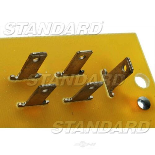 Hvac Blower Motor Resistor Standard Ru 95