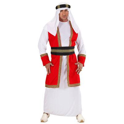 ARABISCHER PRINZ KOSTÜM # Sultan Scheich Araber Perser Saudi Arabien Herren - Saudi Arabien Kostüm