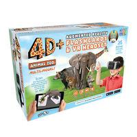 4d+ Utopia 360° Animal Zoo Augmented Reality Cards & Vr Headset From Retrak - retrak - ebay.co.uk