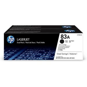 HP CF283AD Black Ink Toner Cartridge - $60.00
