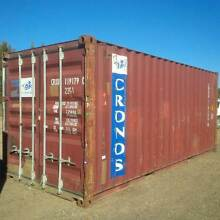 20 Foot B grade shipping container Molong Cabonne Area Preview