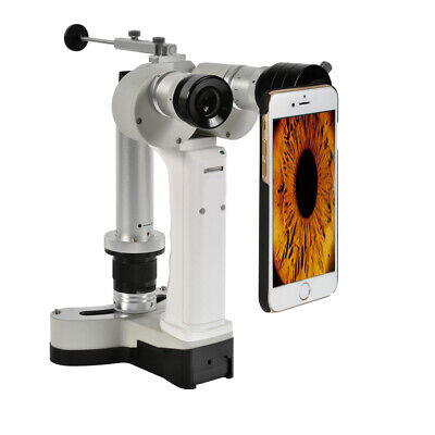 Handheld Portable Slit Lamp Microscope With Ce Approval For Animal Eye