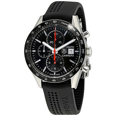 Tag Heuer Carrera Chronograph Automatic Mens Watch CV201AM.FT6040
