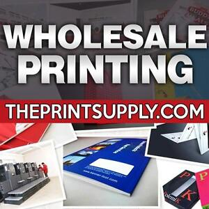 High Quality Printing Delivered To Your Door: Call 1-866-283-6345 Toll Free