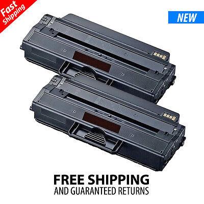 2Pk Mlt D115l Toner Cartridge For Samsung Xpress Sl M2830dw Sl M2880fw Printer