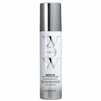 Color Wow Dream Filter Mineral Remover for Picture Perfect Color 6.7 oz | NEW !