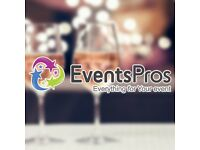 Any EVENT/PARTY for a GOOD price - GUARANTEED! (DJs, Photographers, Lights show, Bartenders & MORE!)