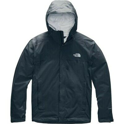 NWT The North Face Men's Venture 2 Hooded Waterproof Jacket Urban Navy Large L