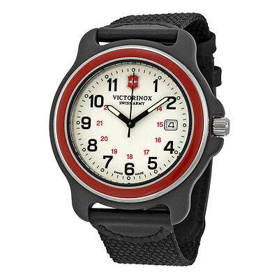 Swiss Army Victorinox Original XL Nylon Mens Watch 249085
