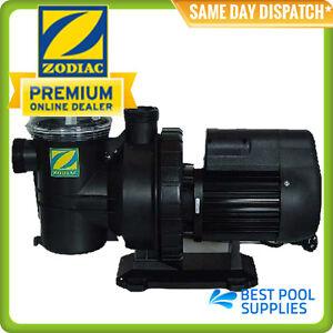 ZODIAC TITAN 1.5 HP POOL PUMP. AUTHORISED ZODIAC ONLINE DEALER. FREE SHIPPING!