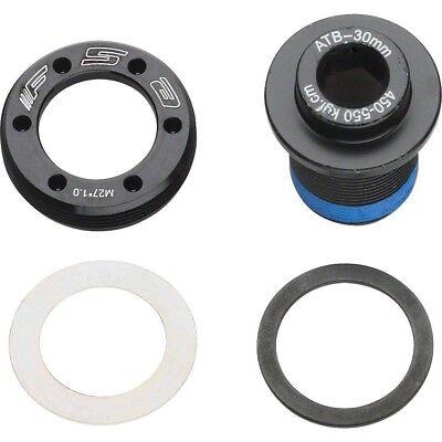FSA MegaExo Crank Screw QR-8A - Crankset Tensioning Bolt - M18 - 30mm MTB