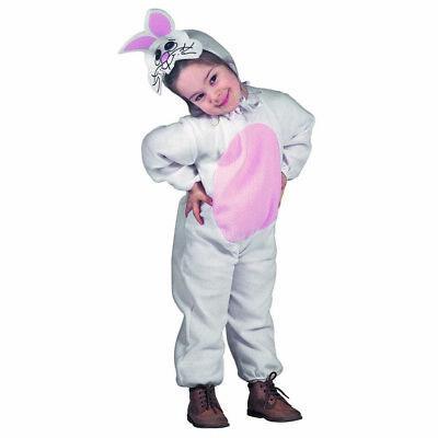 HASE KOSTÜM KINDER Karneval Ostern Tierkostüm Jungen Mädchen Maske Mütze  3604 ()