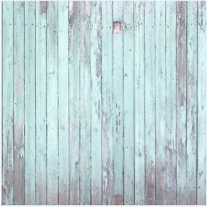 Photography Background Shabby Retro Wood Wall Backdrop Studio Prop 10X10ft Vinyl